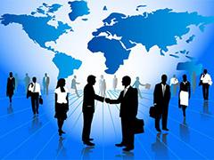 海外ビジネスのイメージ